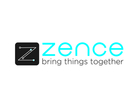 Zence, Zence logo_2 - Color long_Sponsor logos_1